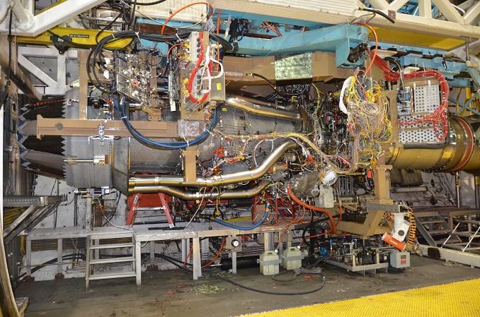 AEDC tests three-stream adaptive engine for Pratt & Whitney