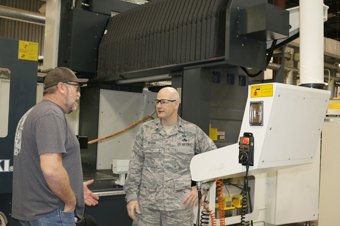 Col. Briggs reflects on leading the Test System Sustainment Division