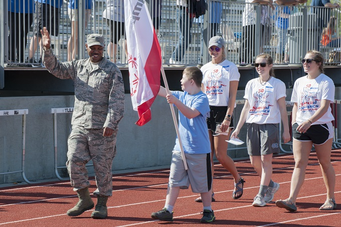 Arnold team members volunteer at Special Olympics Summer Games in Tullahoma